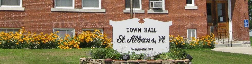 St. Albans Town Selectboard