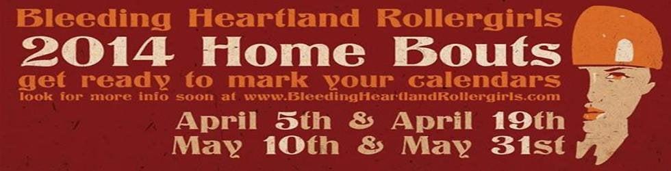 Bleeding Heartland Roller Derby