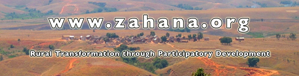 Zahana in Madagascar