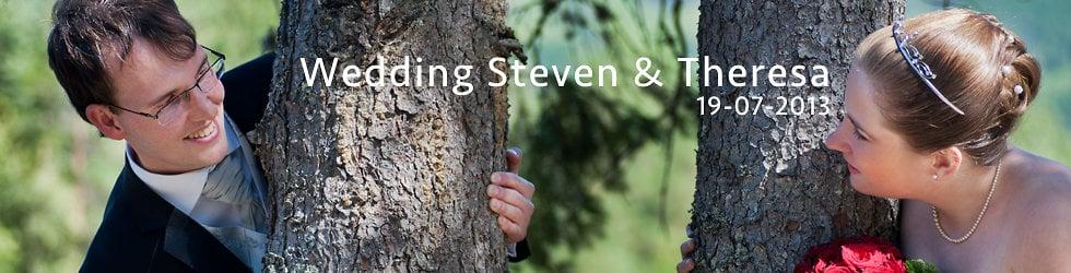 Wedding Steven & Theresa