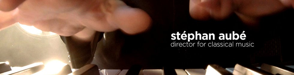 Stéphan Aubé | director for classical music