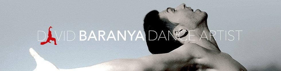David Baranya Dance Artist