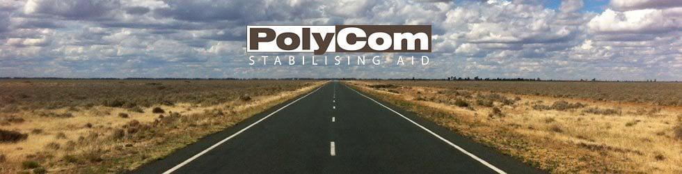 PolyCom Soil Stabilisation.