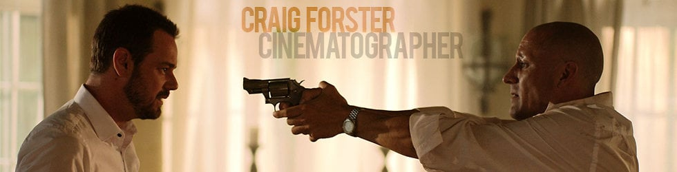 Craig Forster Showreels