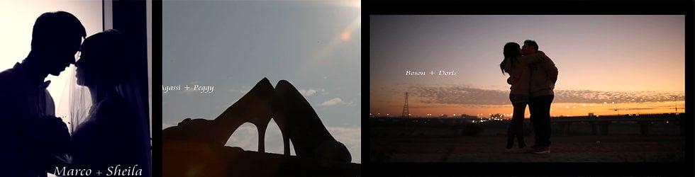 Roson - 婚禮多機錄影 作品集
