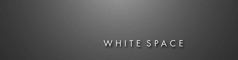 All About White Space