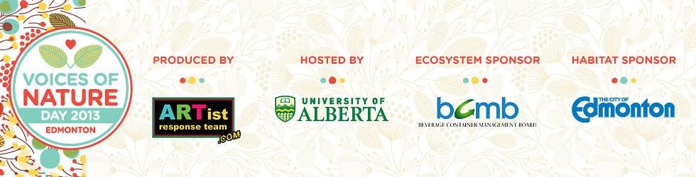 Voices of Nature Day - Edmonton 2013 - Jubilee Auditorium