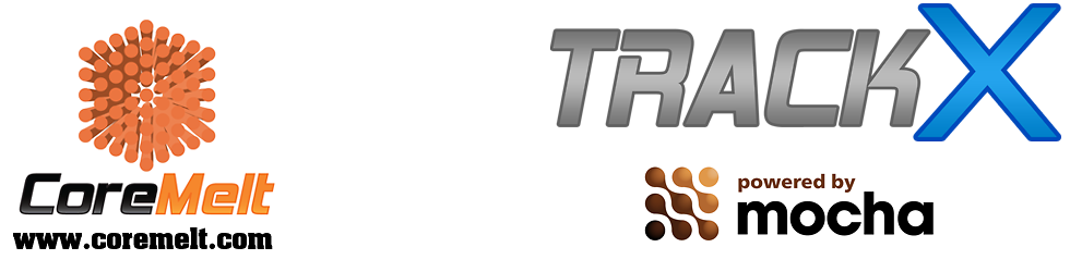 CoreMelt TrackX powered by Mocha