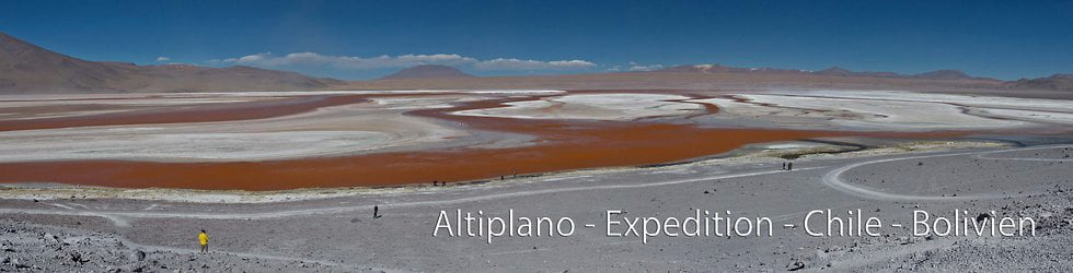 Altiplano-Foto-Expedition Chile Bolivien