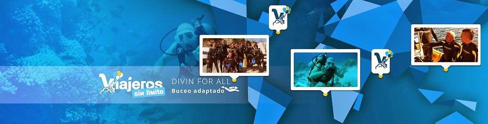 Diving For All/Buceo Adaptado