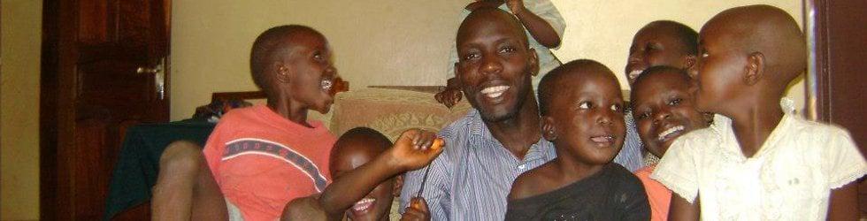 Alfreds Waisenhaus in Uganda
