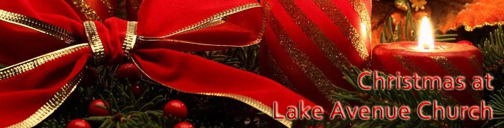 Christmas at Lake Avenue Church