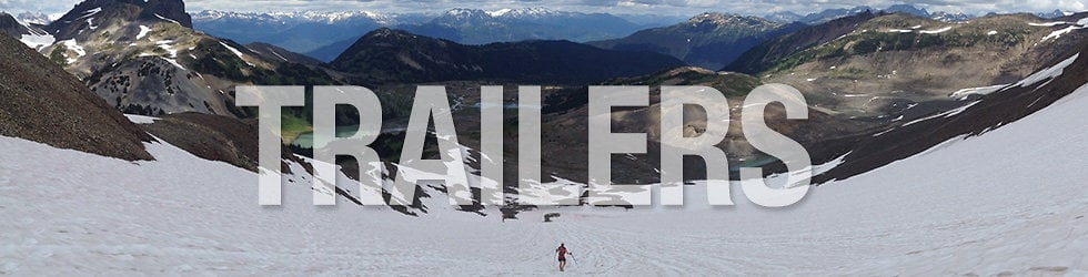 Trailers for Running, Trail Running, Ultra Running and Adventure Feature Films and TV