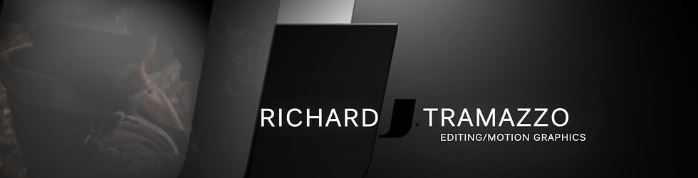 Richard J. Tramazzo - Editor III Promos