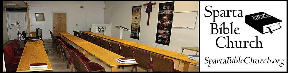 Sparta Bible Church