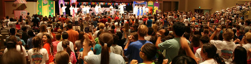 Vacation Bible School Videos