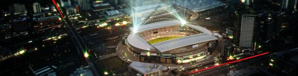 Etihad Stadium. Brilliant for Business.