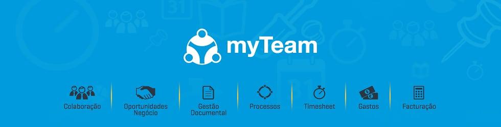 Apresentação myTeam - PT