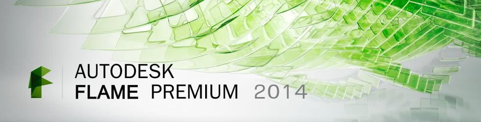 Autodesk Flame Premium 2014