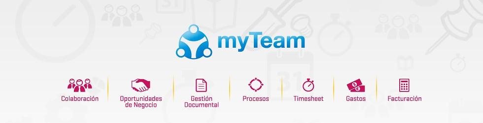 Videos Presentación - Plataforma myTeam