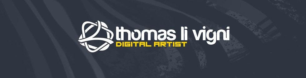 Thomas Li Vigni Digital artist