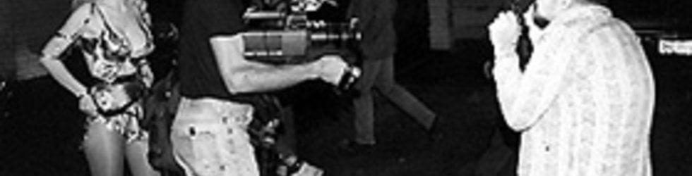 EL DUCE (Eldon Hoke) and the MENTORS Punk Channel filmed by Video Louis LApunk13.com