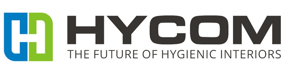 Outstanding Hygienic Interiors by Hycom