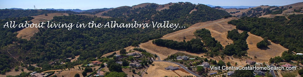 All About Living in the Alhambra Valley