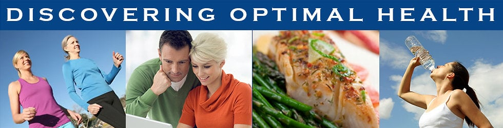 Discovering Optimal Health Webinars