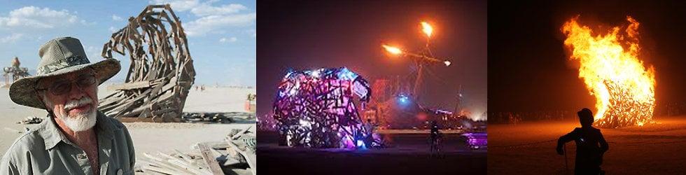Breaking Wave    The Burning Man Art Documentary  (full)