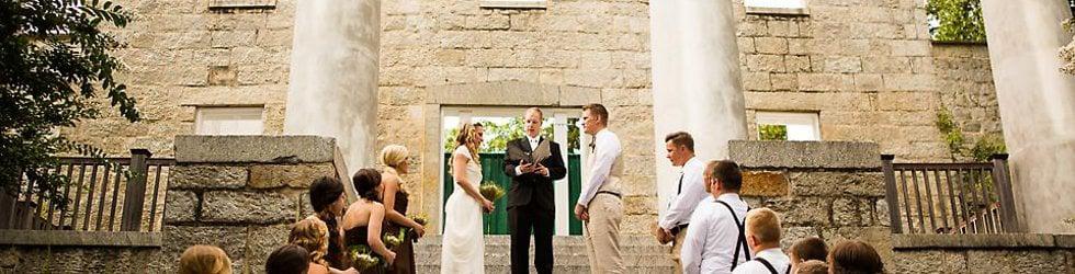 The Nixon Wedding