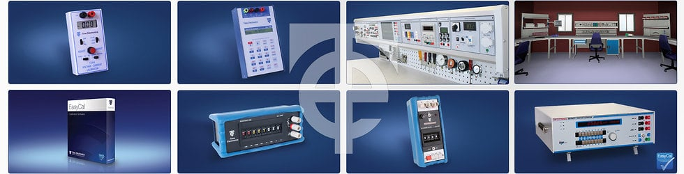 Time Electronics - Calibration, Test and Measurement