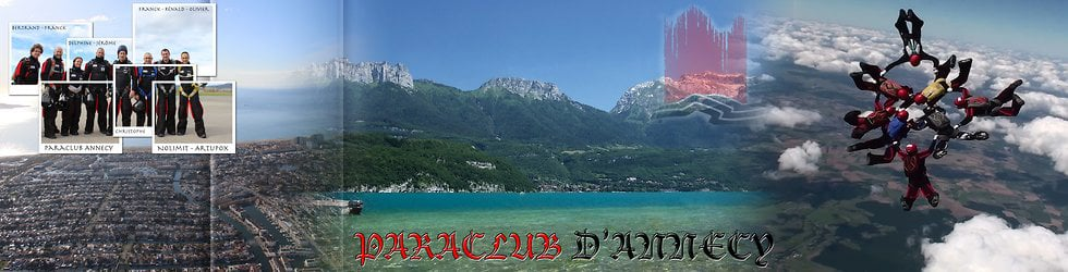 Paraclub Annecy