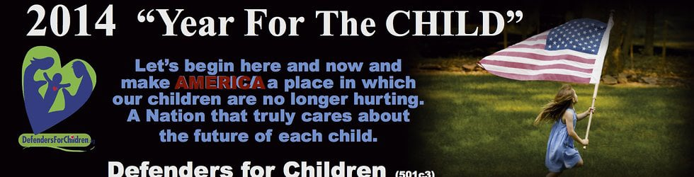 Defenders For Children's Message To You!