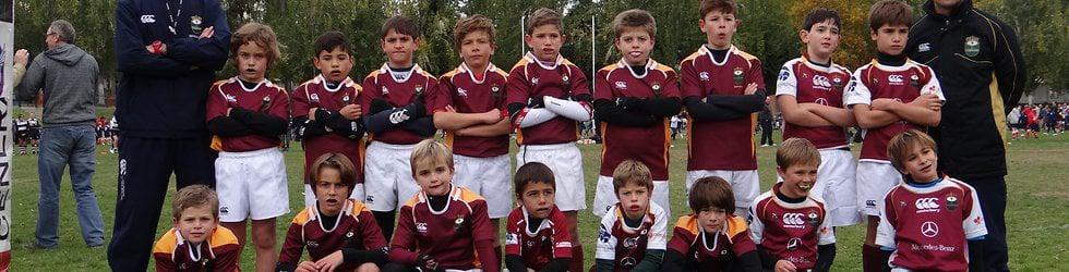 Club Alcobendas Rugby Categoría Pre-Benjamín (2005)