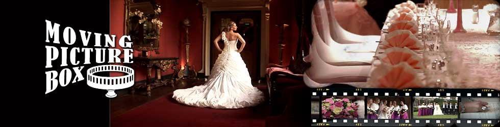 Moving Picture Box Wedding Portfolio