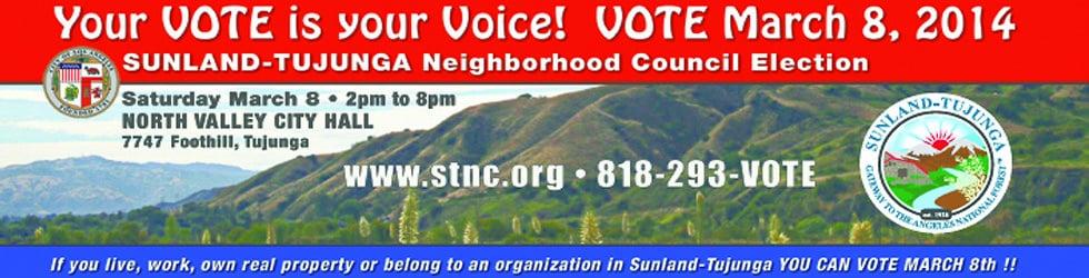 STNC ELECTION 2014