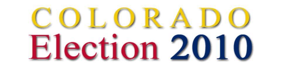 Colorado Election 2010
