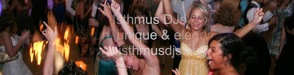 Madison Wedding DJs -  Isthmus DJs,  Best Wedding Disc Jockeys!