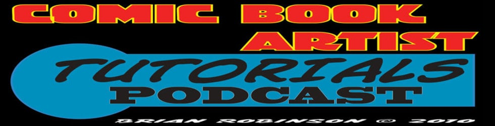 Comic Book Artist Tutorials Podcast