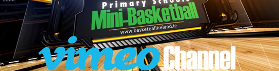 Primary Schools Mini Basketball Videos