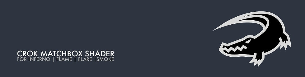CROK Matchbox Shader