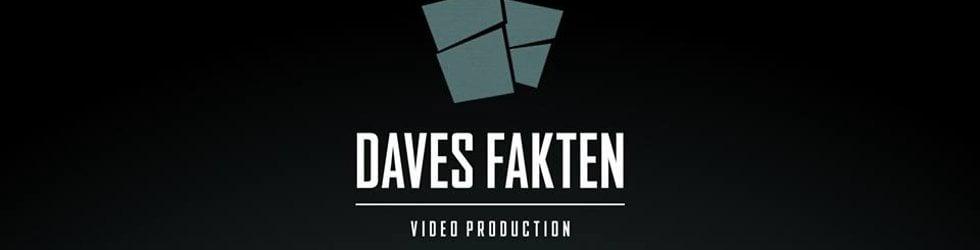 DAVES FAKTEN videoproduction