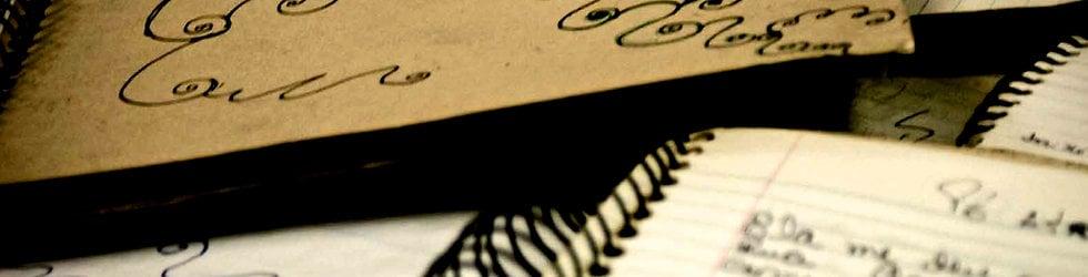 Cadernos Inéditos de Itamar Assumpção