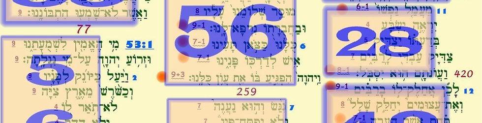 Bible Dateline Meters