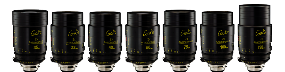 Cooke Anamorphic HD Test Footage 1920x1080