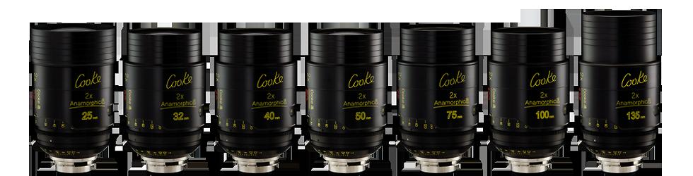 Cooke Anamorphic HD Test Footage 1920x1080