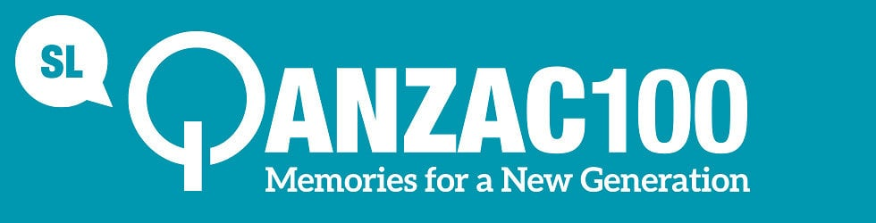 Q ANZAC 100: Memories for a New Generation