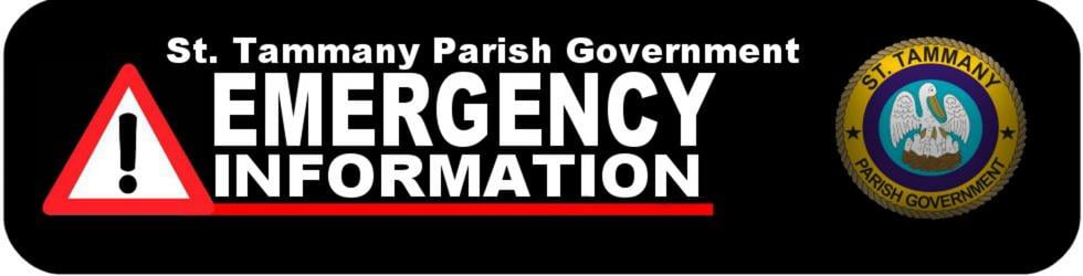 St. Tammany Parish Emergency Information