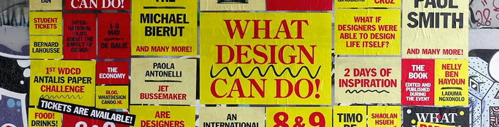 What Design Can Do 2014